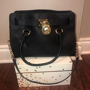 Michael Kors Hamilton Medium Bag